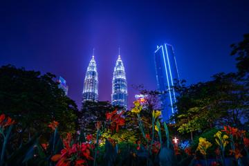 Photo sur Plexiglas Kuala Lumpur マレーシア クアラルンプール