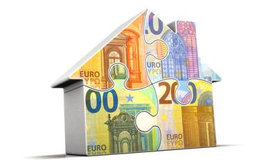 Eurohaus, Konzept Haus & Geld