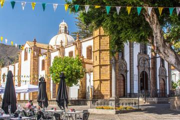 Die Wallfahrtskirche von Teror auf Gran Canaria