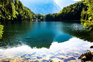 Piburger lake four