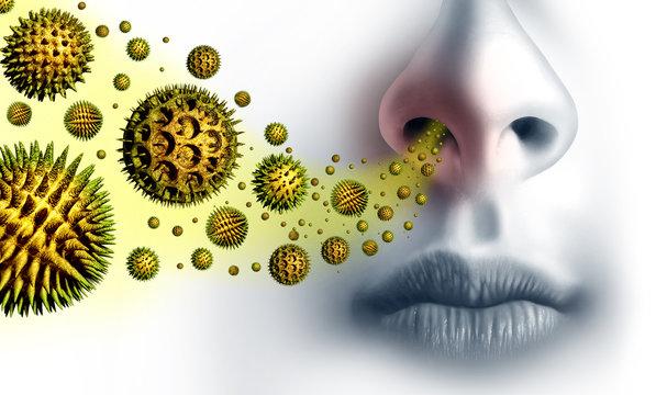 Pollen Allergies Symptoms