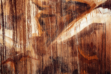 Wall Mural - Grunge paint spill pattern background