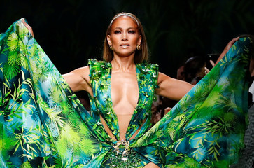 Versace Spring/Summer 2020 collection during fashion week in Milan