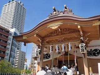 Fototapete - 東京都 水天宮
