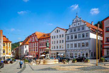 Wall Mural - Marktplatz in Eichstaett, Bayern, Deutschland