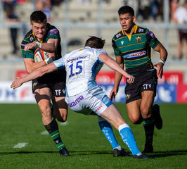 2019 English Premiership Rugby Sale Sharks v Northampton Saints Sep 21st