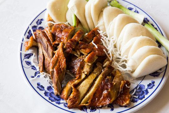 Chinese duck dish.