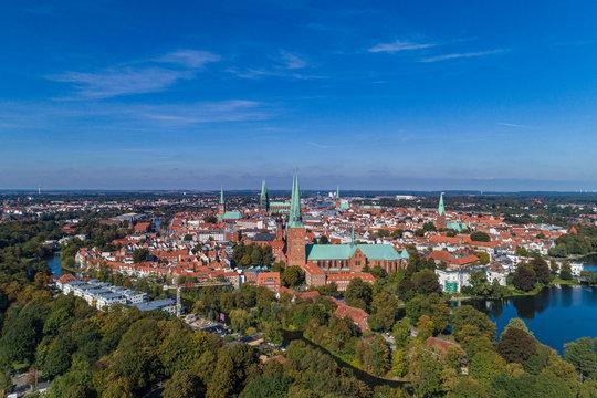 Altstadtinsel Lübeck