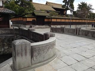 Japanese Traditional Bridge made of Stone