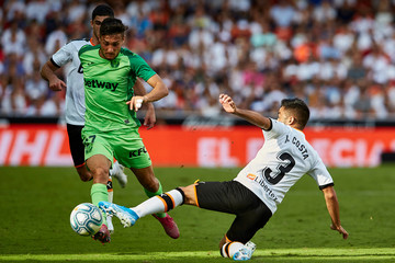 2019 La Liga Football Valencia v CD Leganes Sep 22nd