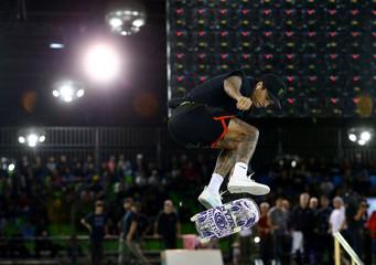 Skateboarding World Championship Brazil 2019