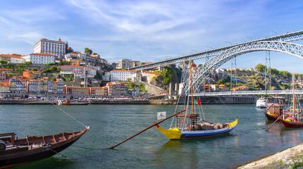 Bateaux. Ribeira. Porto.