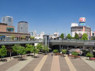 埼玉県 川口駅東口