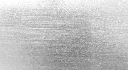 Silver background from on metal