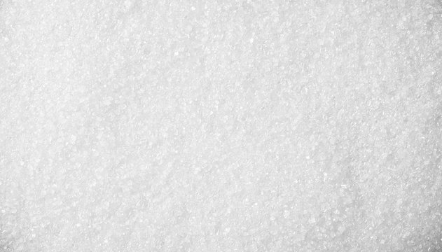 Sugar crystals pile background and texture