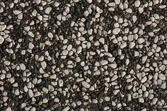砂利のテクスチャー素材