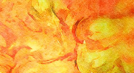 Lamas personalizadas con motivos artísticos con tu foto Abstract watercolor texture background. Oil painting style