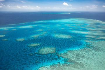 Keuken foto achterwand Koraalriffen Great Barrier Reef
