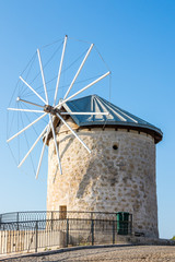 Windmill in Alacati,