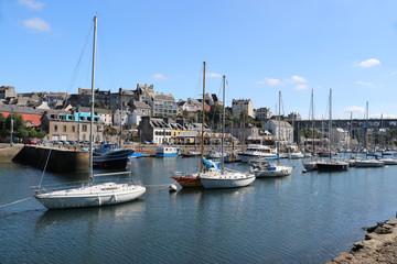 Douarnenez in der Bretagne