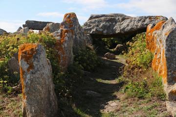 Dolmen von Pointe de la Torche, Plomeur