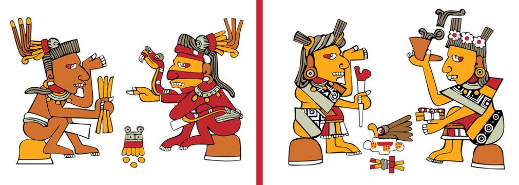 Ancient American Ornaments