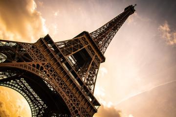 Torre Eiffel, París Wall mural