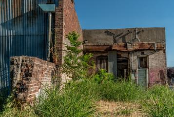 Old Brick Building-001