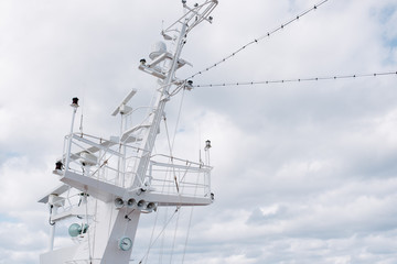 Radar on Ship
