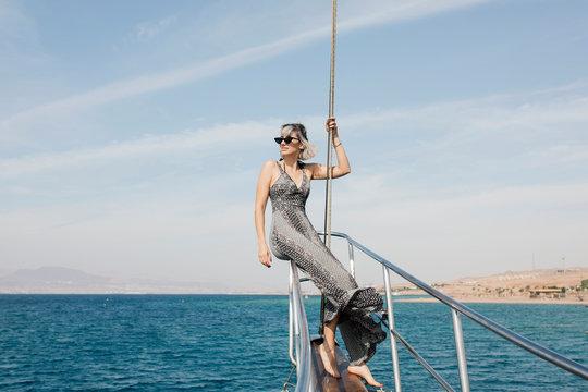 Red sea sailing