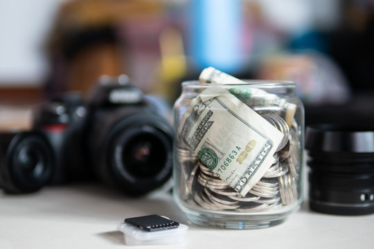 Make money from photography job