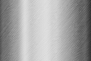 Steel surface background