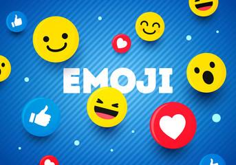 Emoji Wallpaper photos, royalty-free