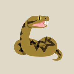 Wąż - żmija zygzakowata