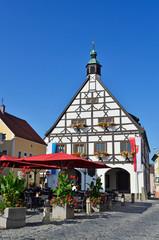 Rathaus am Marktplatz, Krumbach