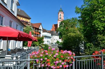 Kirche  St.Michael und Kamel, Krumbach
