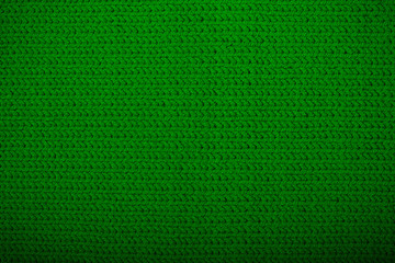 background knit fabric blank has a place to record