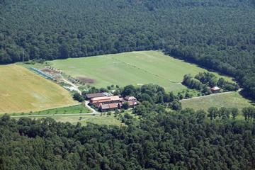 Luftbild von Patershausen