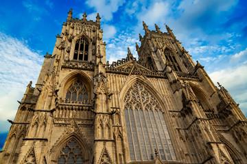 York Minster, Yorkshire, England, UK