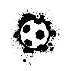 soccer ball draw