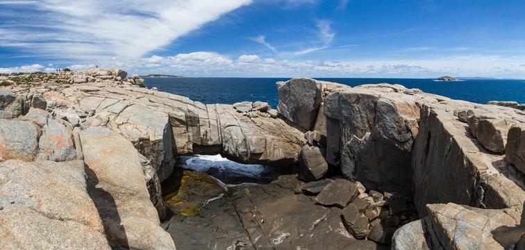 The Natural Bridge located near Albany Western Australia.