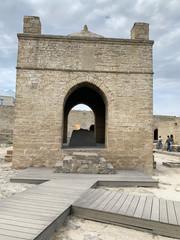 Azerbaijan. Ateshgah fire temple in Azerbaijan