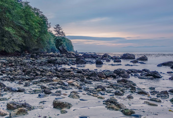 Beach of Neah Bay