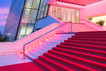 Red Carpet Festival Hall