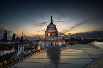 St Paul's Cathedral London United Kingdom