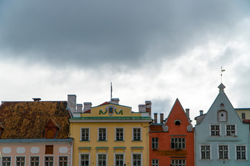 Wall Murals Tallinn is a city on the Baltic Sea, the capital and cultural center of Estonia. Historical Center.