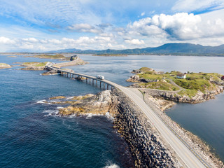 Atlantic Road - North Norway