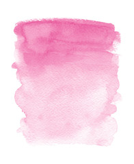 Pink watercolor stain Gradient background Wedding Party Baby shower Invitation texture