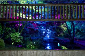加賀温泉郷山中温泉 Kakusenkei Light