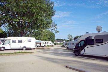 aire de camping -car
